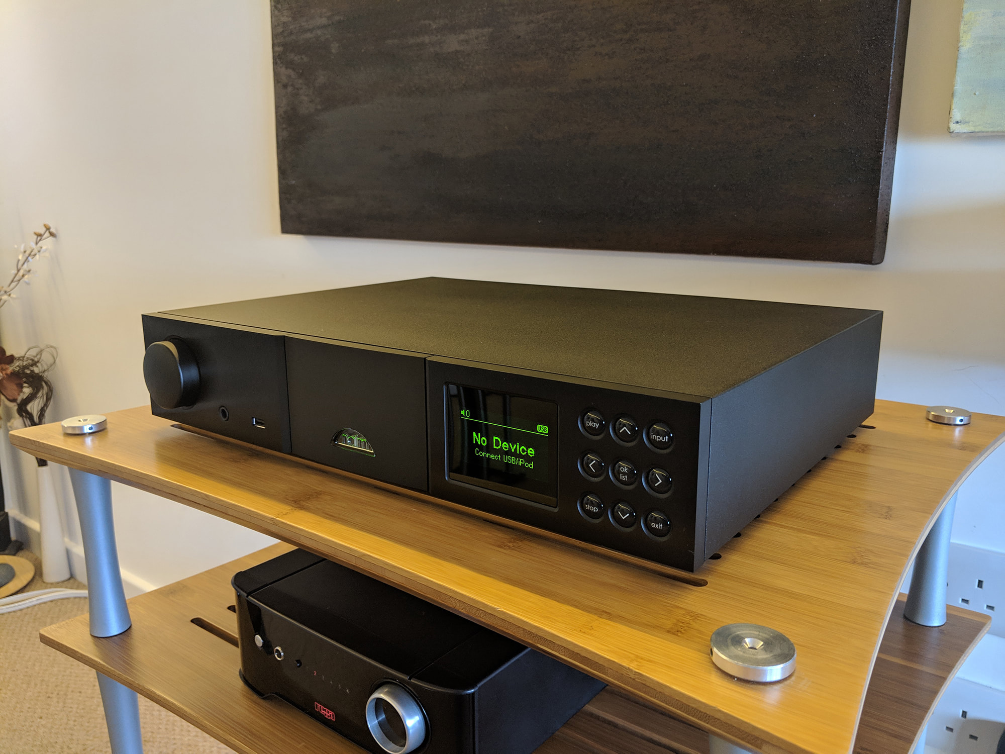 Naim NAC 272 Streaming Preamplifier | Pre-owned, ex-demo & offers